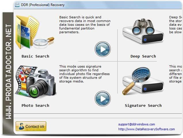Windows 7 Windows Data Recovery 4.0.1.6 full