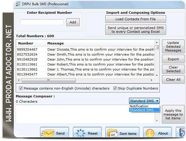 Bulk SMS Gateway 8.2.1.0 full